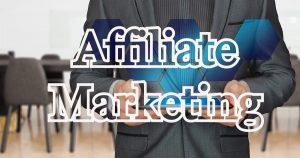 Affiliate Marketing post