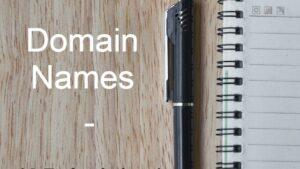 articles Domain names 25 Articles
