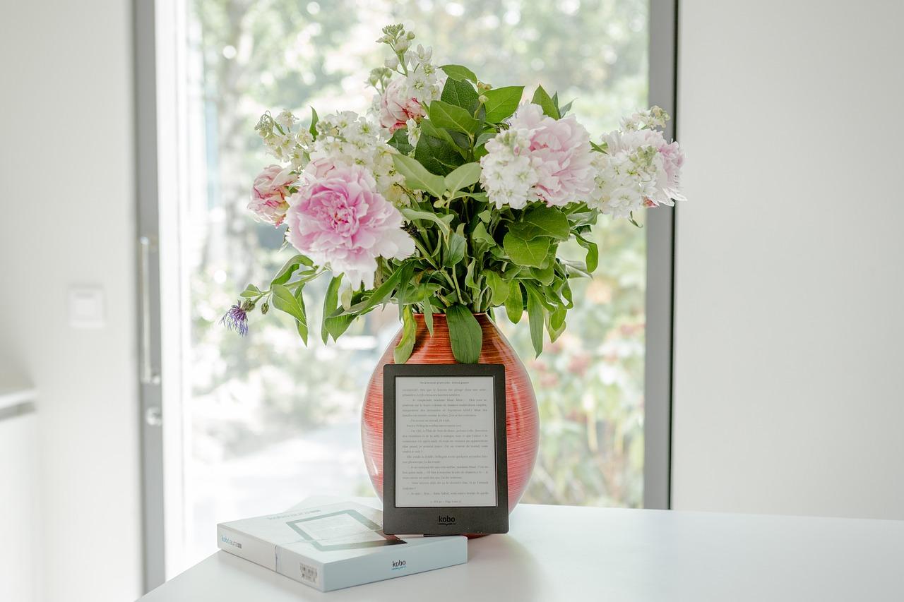 ebook article flowers