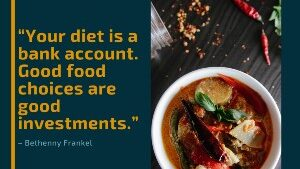 food quotes product 73