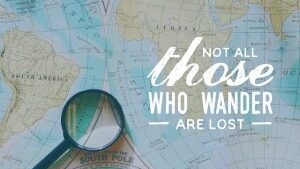 not all are lost