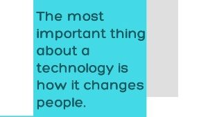 technology quote 20